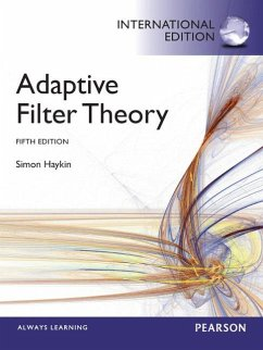 Adaptive Filter Theory : International Edition