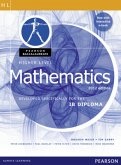Pearson Baccalaureate Higher Level Mathematics second edition print and ebook bundle for the IB Diploma