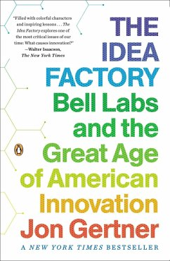 The Idea Factory - Gertner, Jon