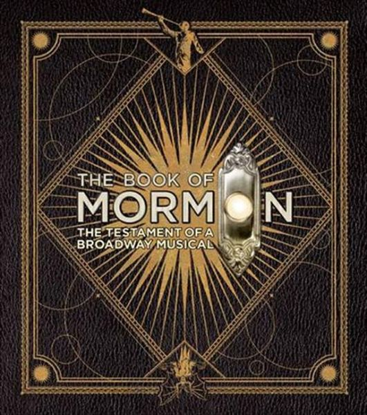 Robert lopez book of mormon