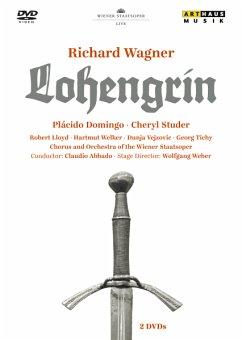 Wagner, Richard - Lohengrin (2 Discs) - Abbado/Domingo/Lloyd/Studer
