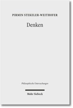 Denken - Stekeler-Weithofer, Pirmin