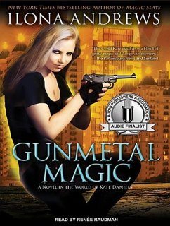 Gunmetal Magic - Andrews, Ilona