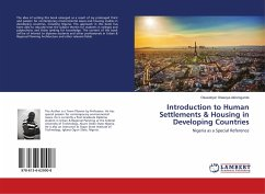 Introduction to Human Settlements & Housing in Developing Countries
