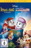 Bernard & Bianca - Die Mäusepolizei, Bernard & Bianca im Känguruland - 2 Disc DVD