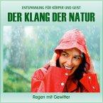 Der Klang der Natur - Regen mit Gewitter (ohne Musik)