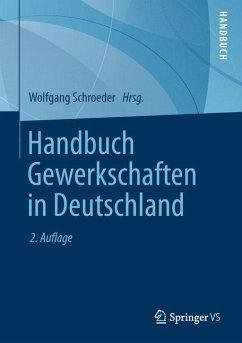 Handbuch Gewerkschaften in Deutschland