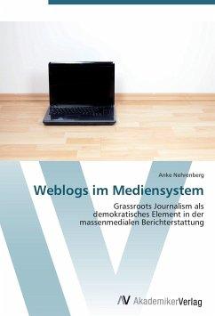 Weblogs im Mediensystem