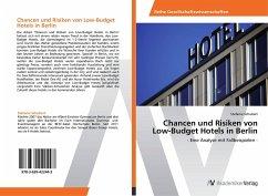 Chancen und risiken von low budget hotels in berlin von for Low budget hotel