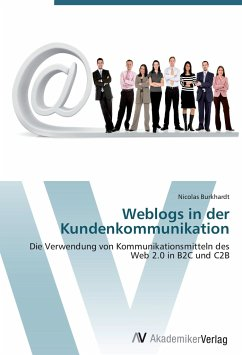 Weblogs in der Kundenkommunikation