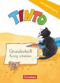 TINTO 1 und 2. 1./2. Schuljahr - Schreiblehrgang in Grundschrift