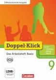 Doppel-Klick - Differenzierende Ausgabe Nordrhein-Westfalen. 9. Schuljahr. Das Arbeitsheft Basis mit CD-ROM