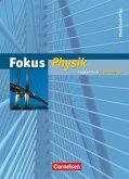Fokus Physik Gesamtband. Schülerbuch mit Online-Anbindung. Gymnasium Rheinland-Pfalz