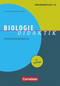 Fachdidaktik: Biologie-Didaktik - Köhler, Karlheinz; Lehnert, Hans-Joachim; Lindemann-Matthies, Petra; Meisert, Anke; Ruppert, Wolfgang; Stelzig, Ingmar; Weitzel, Holger