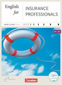 English for Insurance Professionals - Seymour, Mike