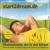 Phantasiereise durch den Körper, 1 Audio-CD