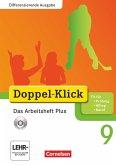 Doppel-Klick - Differenzierende Ausgabe. 9. Schuljahr. Das Arbeitsheft Plus mit CD-ROM