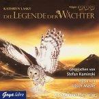Die Legende der Wächter. Folge.4-6, 9 Audio-CDs