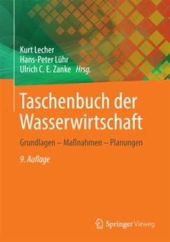 Taschenbuch der Wasserwirtschaft