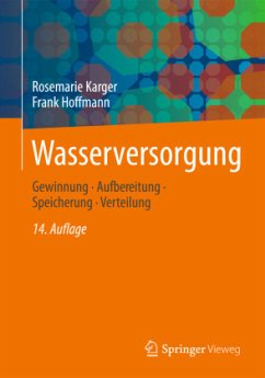 Wasserversorgung - Karger, Rosemarie; Hoffmann, Frank