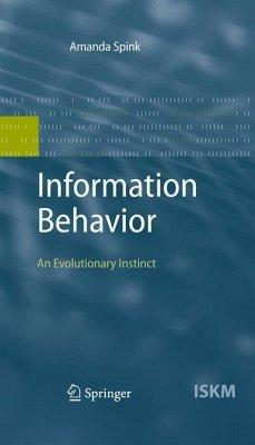 Information Behavior - Spink, Amanda