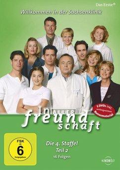 In aller Freundschaft - Die 04. Staffel, Teil 2, 16 Folgen (5 Discs)