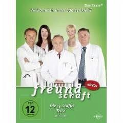In aller Freundschaft - Die 13. Staffel, Teil 2, 18 Folgen (5 Discs)