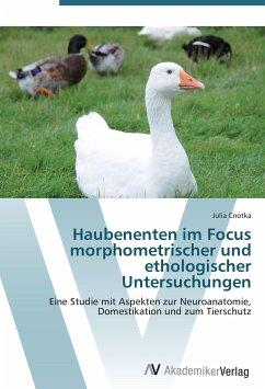 Haubenenten im Focus morphometrischer und ethologischer Untersuchungen