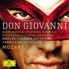 Don Giovanni (Ga) - D'Arcangelo/Damrau/Villazon/Erdmann/Nézet-Séguin/+