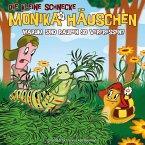 Warum sind Raupen so verfressen?, 1 Audio-CD / Die kleine Schnecke, Monika Häuschen, Audio-CDs Nr.27