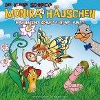 Warum sind Schmetterlinge bunt?, 1 Audio-CD / Die kleine Schnecke, Monika Häuschen, Audio-CDs Nr.28