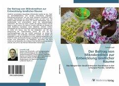 9783639425468 - Laaß, Cornelia: Der Beitrag von Mikrokrediten zur Entwicklung ländlicher Räume - Liv
