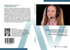 9783639425017 - Ertl, Bernhard: Kooperatives Lernen in Videokonferenzen - Buch