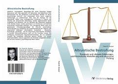 9783639425826 - Gresser, Franz N.: Altruistische Bestrafung - Liv