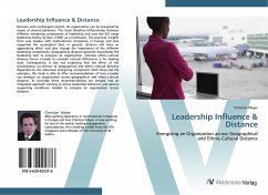 9783639425376 - Meyer, Christian: Leadership Influence & Distance - Buch