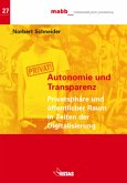 Autonomie und Transparenz