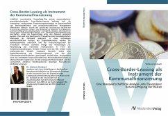 9783639425338 - Ginsbach, Stefanie: Cross-Border-Leasing als Instrument der Kommunalfinanzierung - Liv