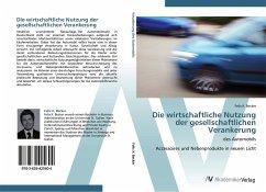 9783639425604 - Felix K. Becker: Die wirtschaftliche Nutzung der gesellschaftlichen Verankerung - Liv