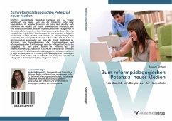 9783639425727 - Kindiger, Susanne: Zum reformpädagogischen Potenzial neuer Medien - Buch