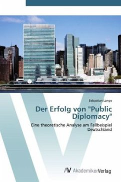 "9783639425734 - Sebastian Lange: Der Erfolg von ""Public Diplomacy"" - Buch"