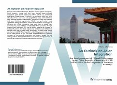 9783639425413 - Schommers, Thomas: An Outlook on Asian Integration - Liv