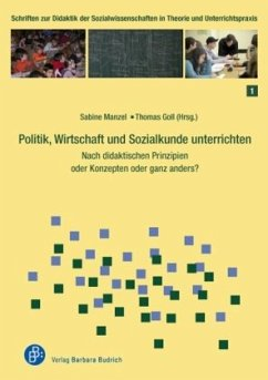 Politik, Wirtschaft und Sozialkunde unterrichten