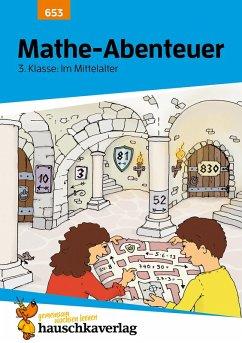 Mathe, Lernen mit Freude 3. Klasse (eBook, PDF) - Hauschka, Brigitte