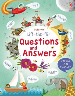 Lift the Flap Questions & Answers - Daynes, Katie