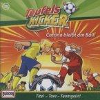 Catrina bleibt am Ball / Teufelskicker Hörspiel Bd.38 (1 Audio-CD)