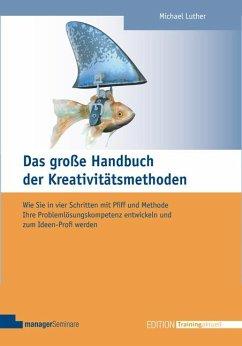 Das große Handbuch der Kreativitätsmethoden - Luther, Michael