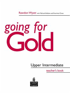 Going for Gold. Upper-intermediate. Teacher's Book (Lernmaterialien).