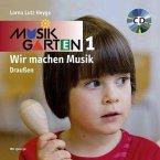 """""""Draußen"""" - Liederheft inkl. CD"""