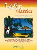 Latin Classics, für Gesang u. Klavier