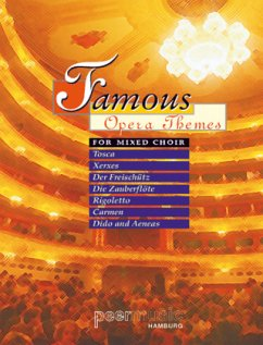 Famous Opera Themes For Mixed Choir